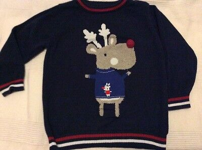 Christmas Jumper 18-24 months and 3 Jackets (8)