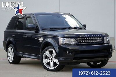 2012 Land Rover Range Rover  2012 Blue HSE Lux!