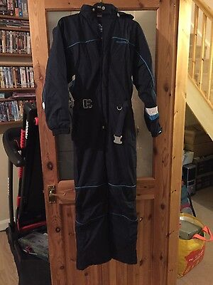 Childrens Ski Suit Age 12 Years Trespass Excellent Condition