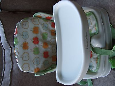 Mamas and Papas BABY TRAVEL SEAT WITH TABLE