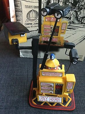 """Speed Freaks Figure """"Fine Centre """" 04637 Hand Painted Boxed fantastic condition"""