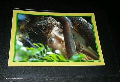 Frodo #50 Herr der Ringe 2001 Sticker Lord of the Rings