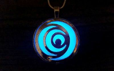 Glowing I Am Number Four 4 Necklace Lorien Legacies Glow In Dark Cosplay USA