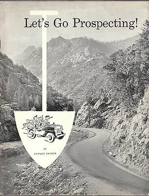 Let's Go Prospecting , The How's , what's and where's  on Prospecting, 1954