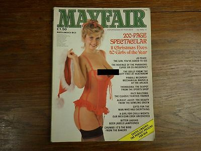 Revue Vintage MAYFAIR MAGAZINE UK Edition Vol. 18 No 12  Special Issue