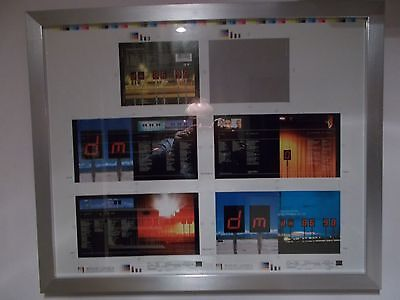 Depeche Mode, Proofs for the Singles 86-98