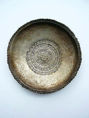RRR Antique Ottoman Empire Primitive Miniature Bowl-19th century