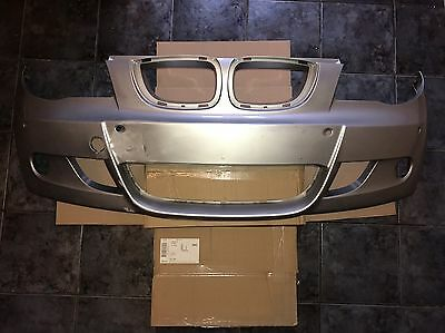 Bmw 1 Series E87 E81 M Sport Front Bumper With Pdc 2004-2011