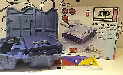 Iomega External SCSI ZIP 100MB Drive - Z100S2 - Use with Samplers