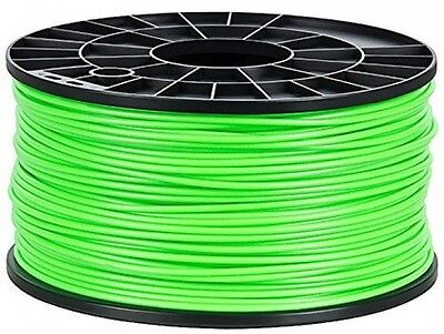 MakiBox 1kg Light Green ABS Filament 1.75mm For MakiBox, Makerbot, Up And Other