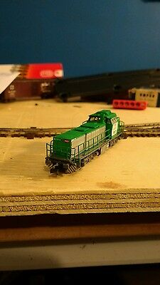 piko n scale with dcc