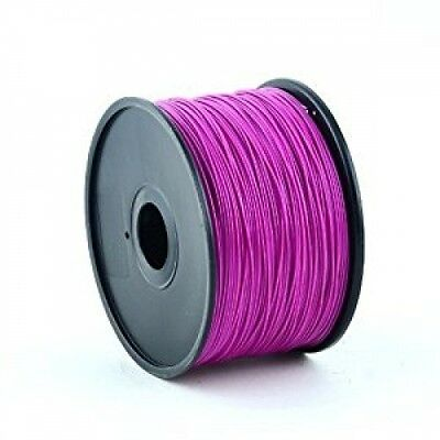 MakiBox 1kg Purple ABS Filament 1.75mm For MakiBox, Makerbot, Up And Other 3D