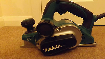 MAKITA HEAVY DUTY KP0810 POWER PLANER 110v 850w