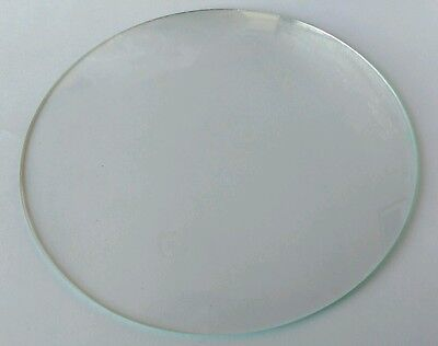 Round Convex Clock Glass Diameter 6 6/16'''