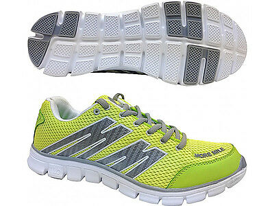 More Mile Laufschuh Oslo 11.0 Trainings-Schuh limone