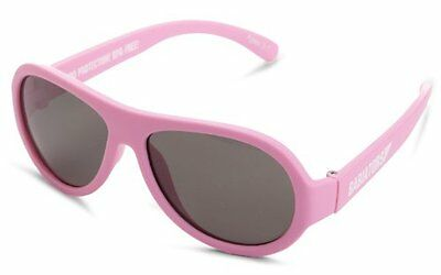 Babiators Baby-Girls Infant Princess Classic Sunglasses, Pink, Large