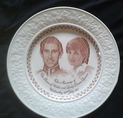 Royal Wedding Commemorative Plate