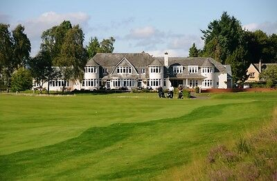 Golf * 4 Ball Round Of Golf * Blairgowrie Golf Club * Scot  * Charity Auction