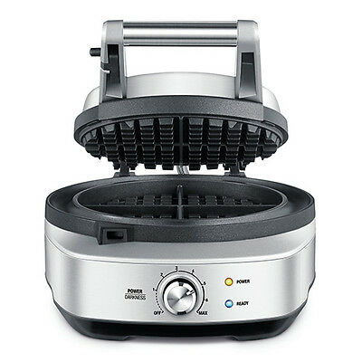 Sage By Heston Blumenthal The No-Mess Waffle Maker