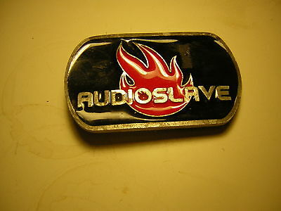 Audioslave 2003 Beltbuckle Vintage Soundgarden Rage Against The Machine