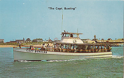 The Capt. Bunting Fishing Boat Ocean City Maryland