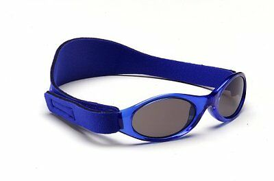 Kidz Banz Ultimate Polarized Sunglasses, Blue