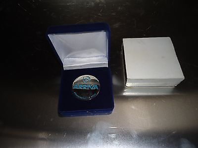arriva commemorative medal