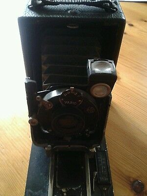 Vario vintage bellows camera