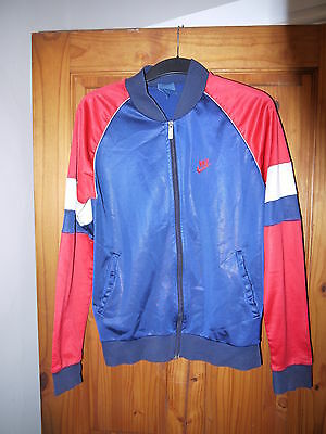 mens vintage nike jacket small fit