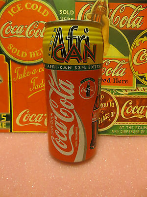 Coca Cola can 450ml South Africa