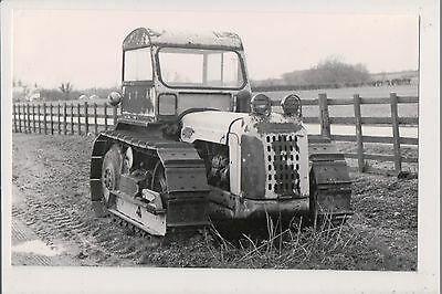 Postcard Agricultural Machinery