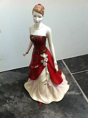 Royal Doulton EMILY Pretty Ladies Figure of the Year 2006 HN4817