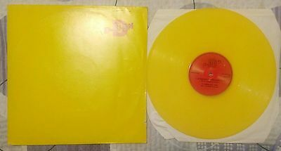 """D-Sign- In This World 12"""".yellow Rare. Synth Pop"""