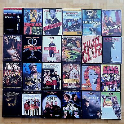 DVD collection - Big lot of 25 DVDs! Action, Comedy