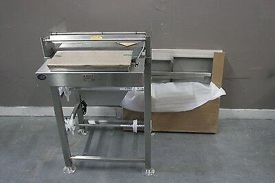 Brand New Heat Seal Co. ScaleMate SM-1 Overwrapper Machine w/Wings FREE SHIPPING