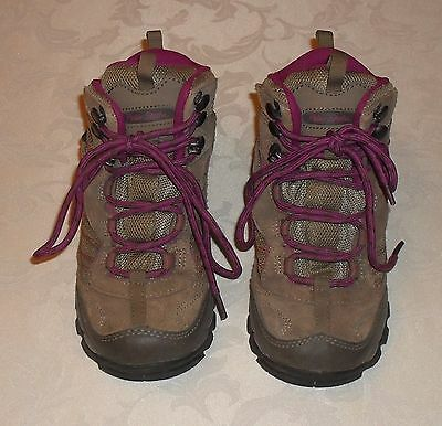 Girls suede hiking boots Ormskirk by Peter Storm size 13
