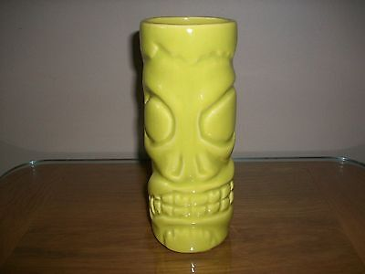 Tiki Vase green looks a little like incredible hulk