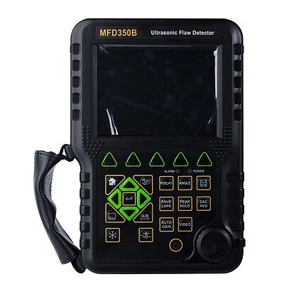 MITECH Ultrasonic Flaw Detector Model MFD350B