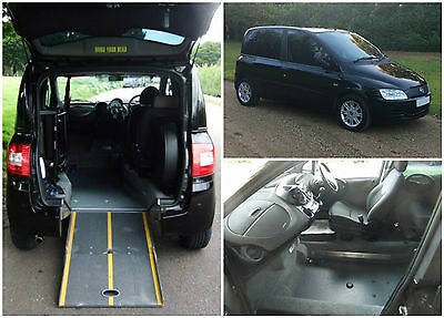 Fiat Scudo JTD 2.0 Turbo Diesel Wheelchair Access Vehicle, Mobility Conversion