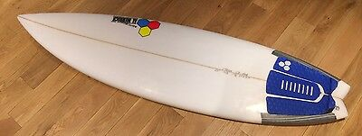"""Channel Islands Al Merrick Bunny Chow 6'2"""" Surfboard, Great Condition + Extras"""