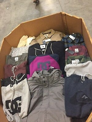Quicksilver, Dc & Roxy Brands' Mixed Winter Clothing