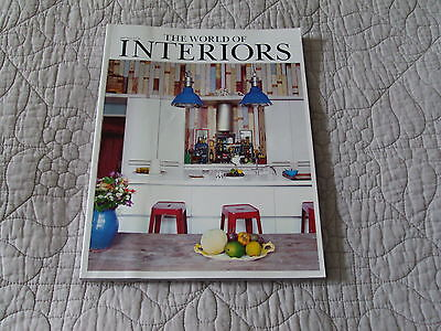 The World Of Interiors May 2015