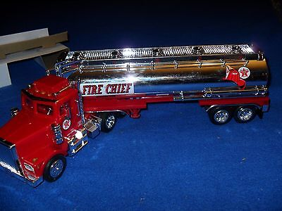 1997 Taylor Made Trucks Texaco Fire Chief Tanker Coin Bank