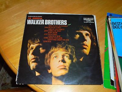 LP/ THE WALKER BROTHERS /THE IMMORTAL (1970s UK CONTOUR