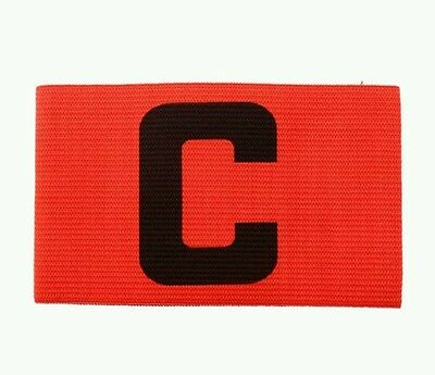 Captains Armband for Football Rugby Hockey Team Sports All