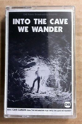 Into the Cave We Wander DC Comics Young Animal PROMO CASSETTE Gerard Way New