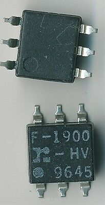 Common Mode Choke F-1900HV SMD Surface Mount x 10 Pieces ** AUS Stock **