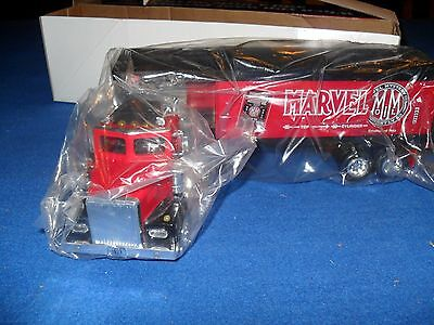 1996 Taylor Made Trucks First Edition Marvel Mystery Oil Toy Truck Bank