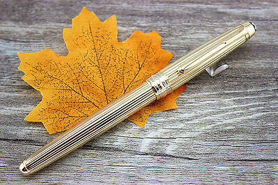 Luxury Ballpoint Pen With the serial number Brand MB Black Gold