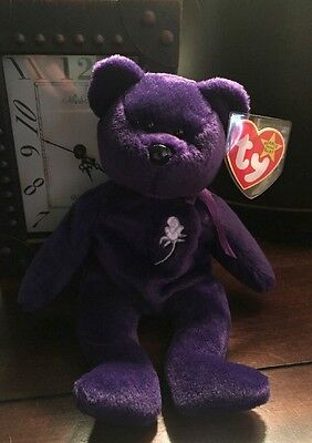 Princess Diana Beanie Baby NWT In Perfect Condition!!!